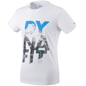 Dynafit Digital CO - Camiseta manga corta Hombre - blanco